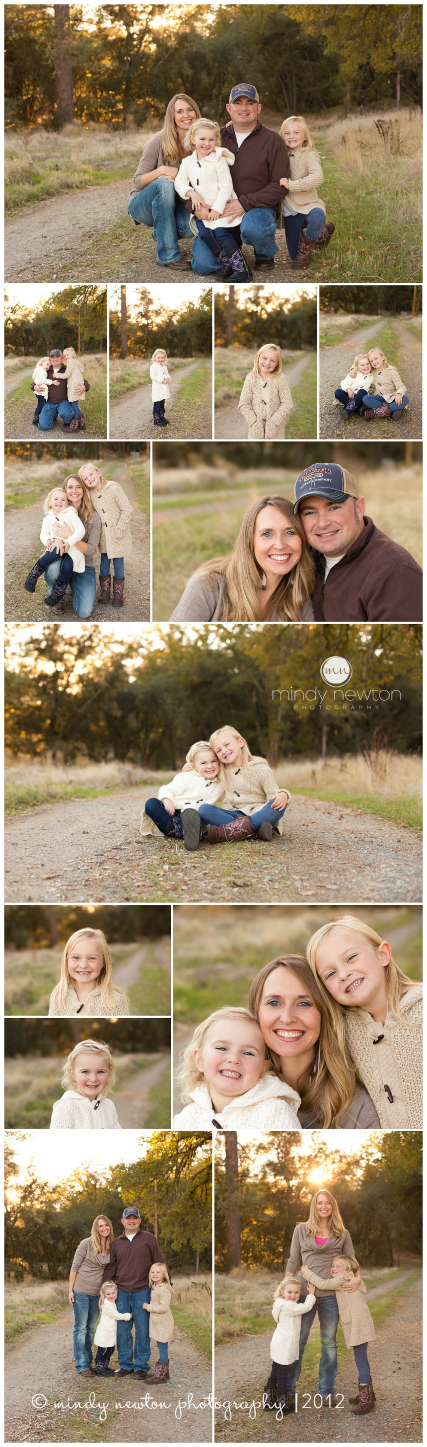 Amador County Family Photography © Mindy Newton Photography 2012