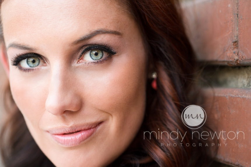 Up Close Portraiture © Mindy Newton Photography