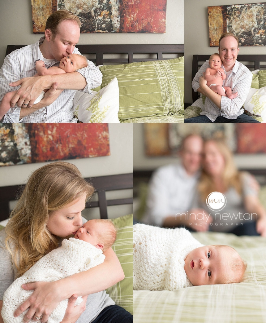 Sacramento Newborn Photography