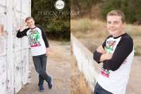 Sacramento High School Senior Photography