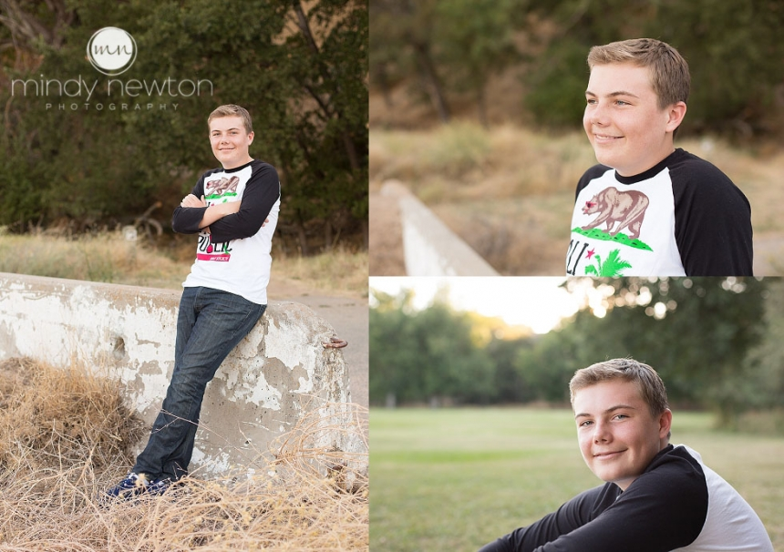Folsom High School Senior Photographer