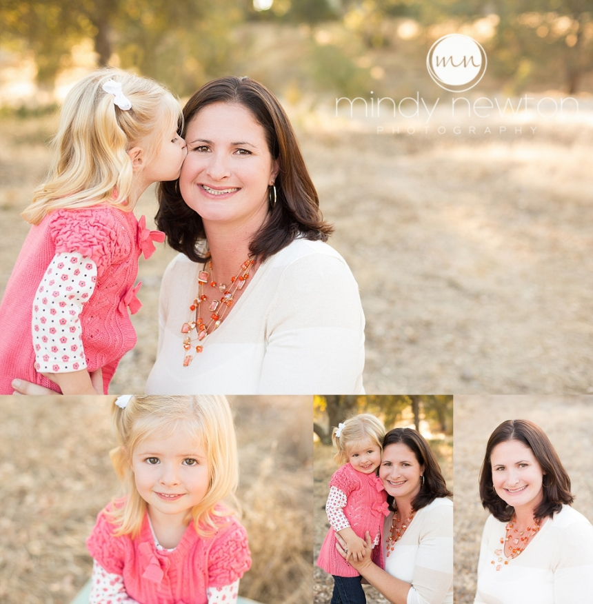 Mother and Daughter Photos