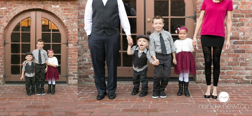 Family Portraits in Old Sacramento